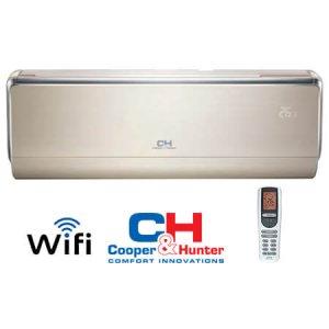Cooper&Hunter Inverter oras-oras šilumos siurblys-kondicionierius