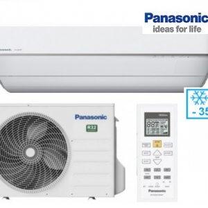 PANASONIC LZ serijos oro kondicionierius, šilumos siurblys oras - oras