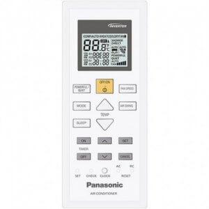 PANASONIC TZ serijos oro kondicionierius, šilumos siurblys oras - oras