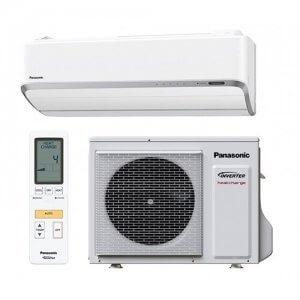 PANASONIC Heatcharge NORDIC VZ oro kondicionierius, šilumos siurblys oras - oras