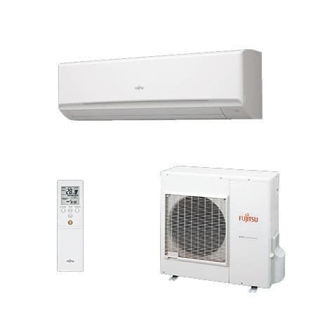 Fujitsu oro kondicionierius, šilumos siurblys oras - oras