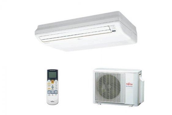 Fujitsu konsolinis oro kondicionierius, šilumos siurblys oras - oras