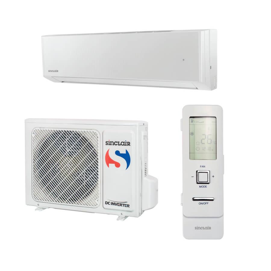 Sinclair Spectrum Plus oro kondicionierius, šilumos siurblys oras - oras