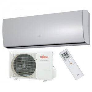 Fujitsu LT NORDIC oro kondicionierius, šilumos siurblys oras - oras